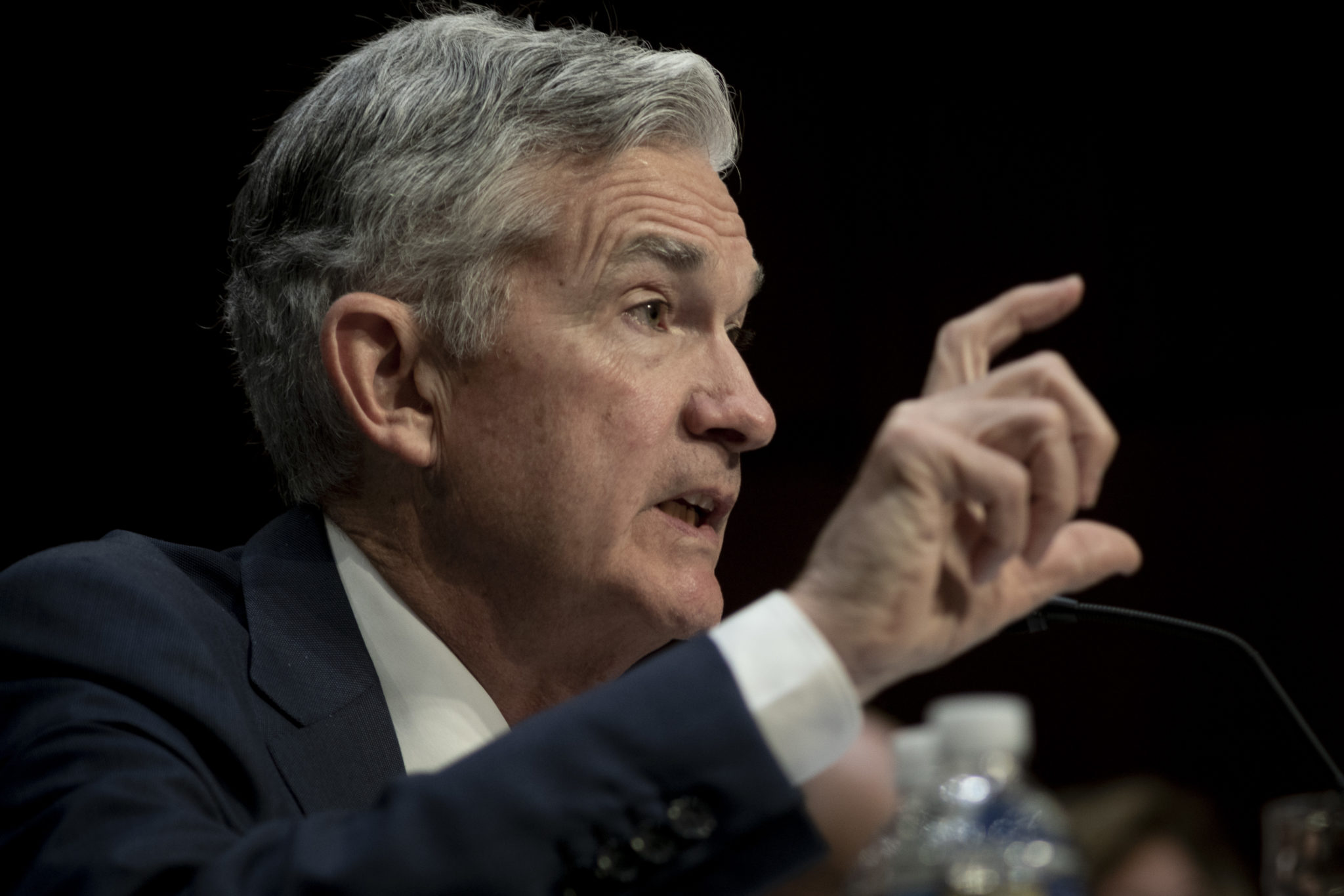 Federal Reserve Chairman Jerome Powell, July 17, 2018