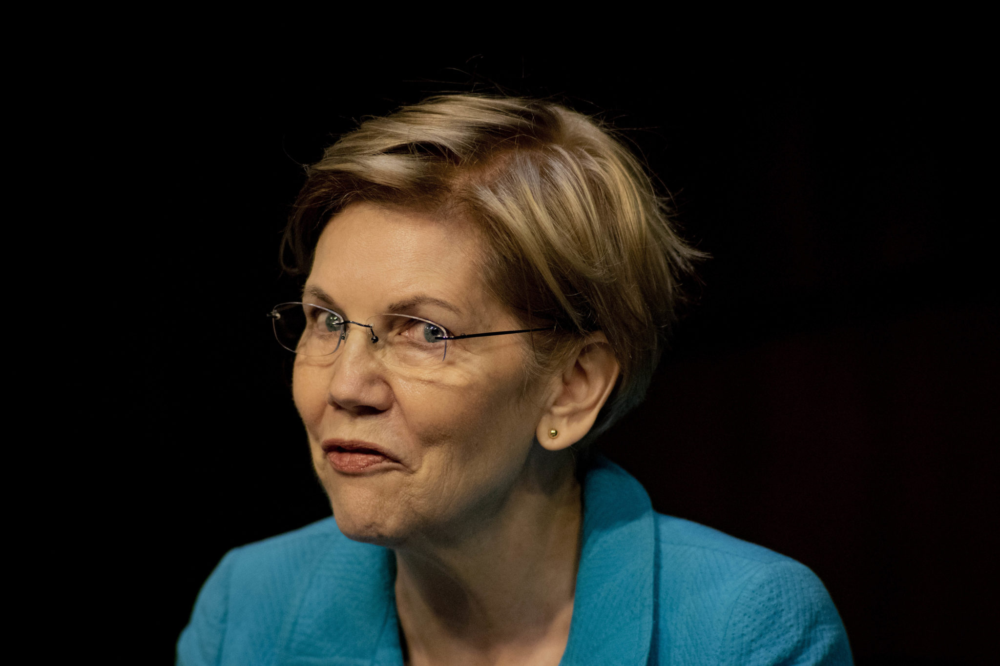 Senator Elizabeth Warren (D-MA), July 17, 2018